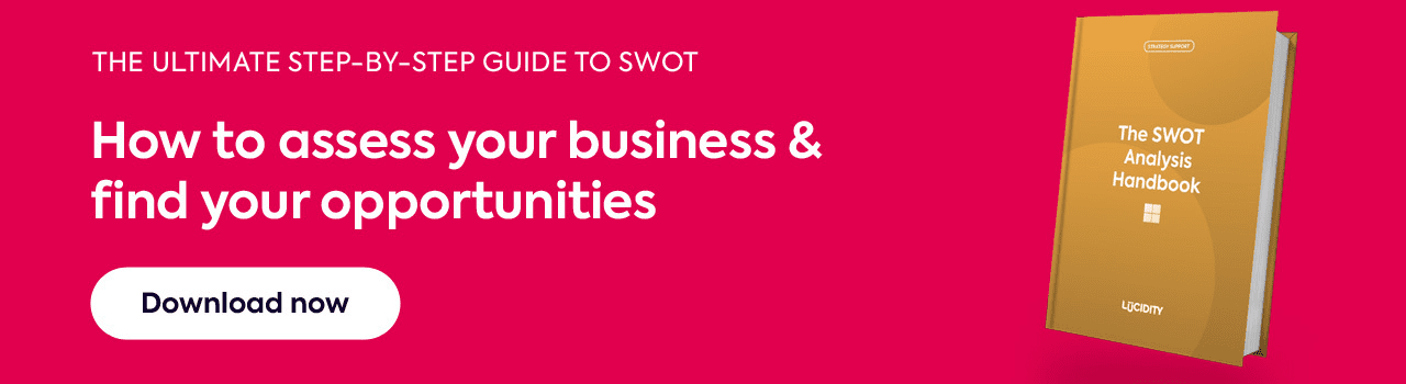 Download the SWOT Analysis Handbook