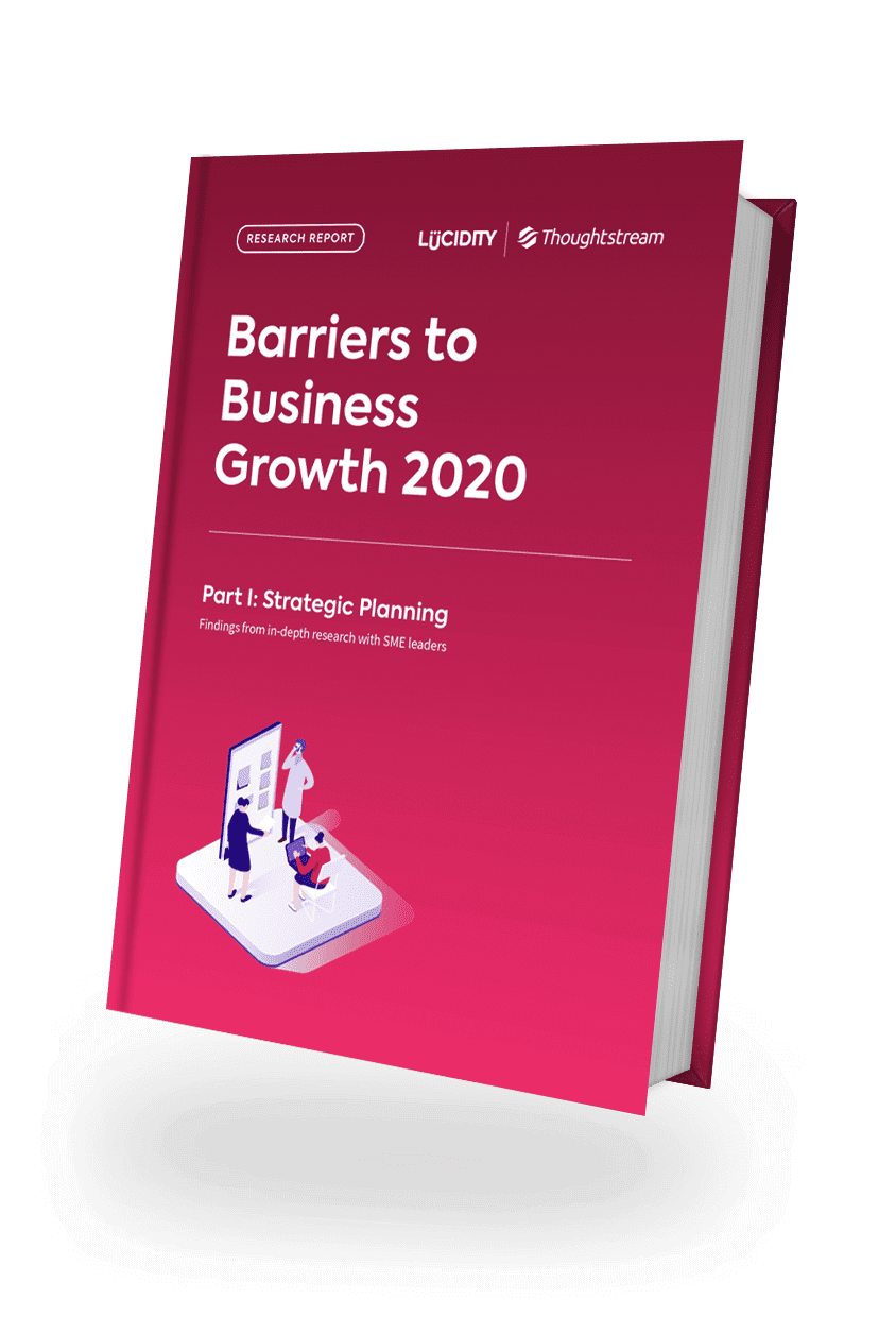Barriers to Business Growth: Strategic Planning Covershot