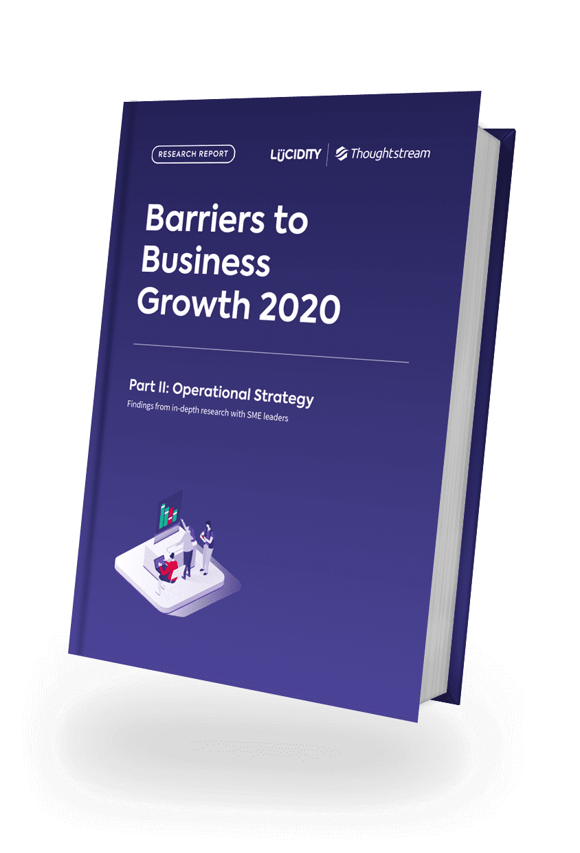 Barriers to Business Growth: Operational Strategy Covershot
