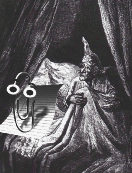 Clippy Ghost