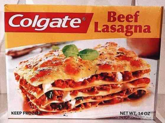 Colgate Ready Meal