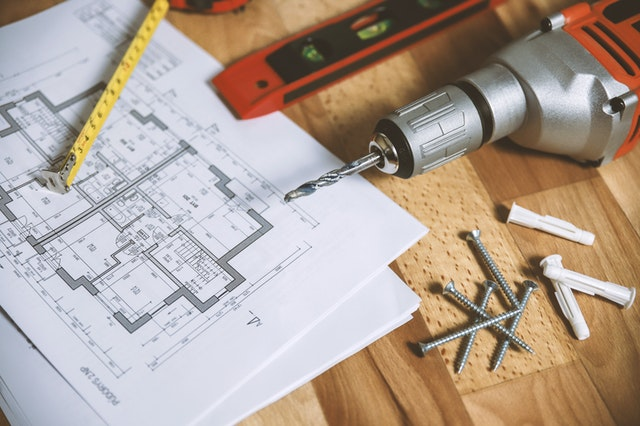 Construction tools to representing building a structure for your strategy